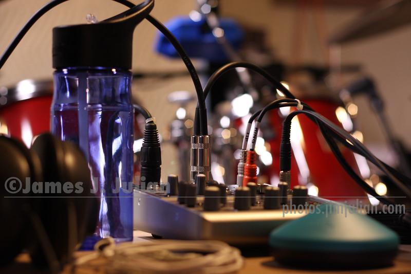 Small Audio Mixer 2