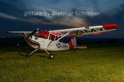 2021-06-19 N33455 Cessna L19 Birddog