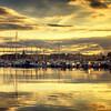 Russian Bay Sunset