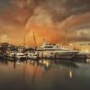 Keppel Yachts Sunset