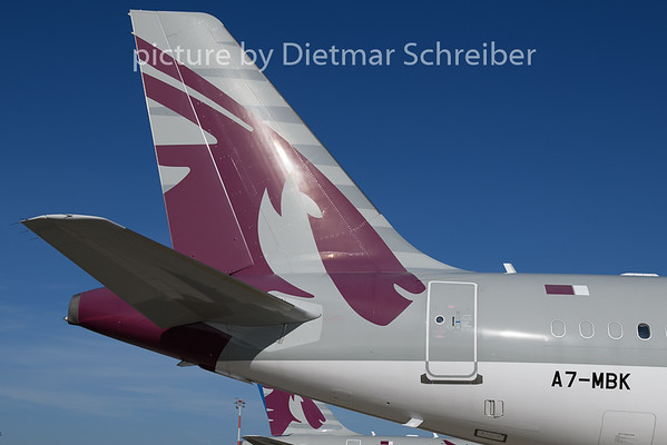 2018-09-12 A7-MBK AIrbus A320 Qatar Government