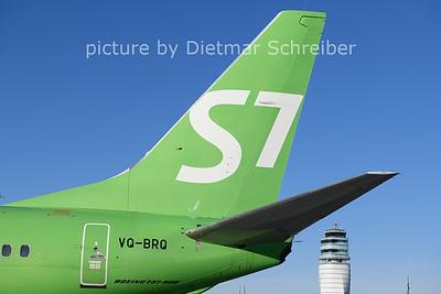 2020-12-27 VQ-BRQ Boeing 737-800 S7 Airlines