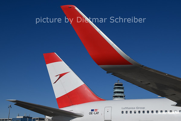 2021-02-15 OE-LAT Boeing 767-300 Austrian AIrlines