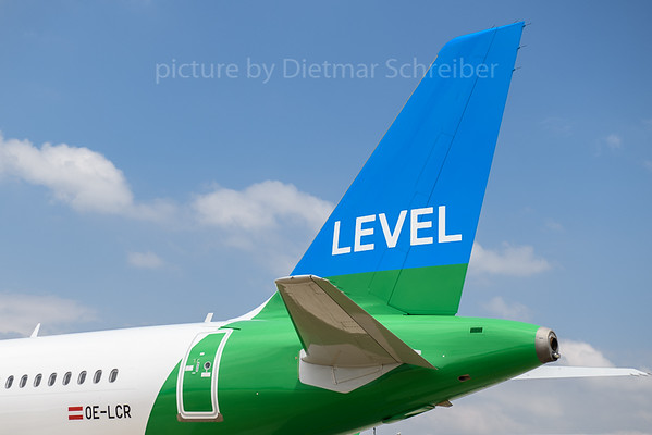 2018-06-27 OE-LCR Airbus A321 Level