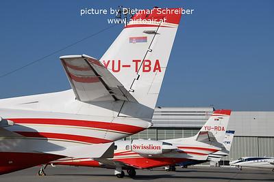 2021-10-09 YU-TBA Cessna 560XL