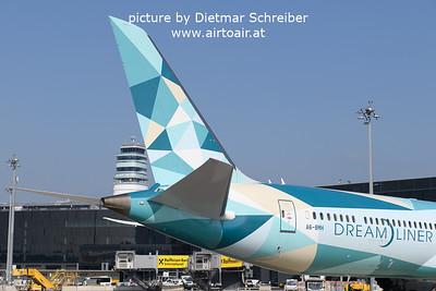 2021-09-26 A6-BMH Boeing 787-10 Etihad