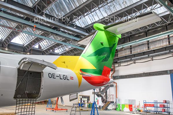2021-07-20 OE-LGL Dash 8-400 Camair