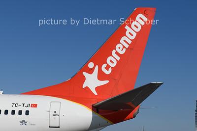 2021-07-07 TC-TJI Boeing 737-800 Corendon
