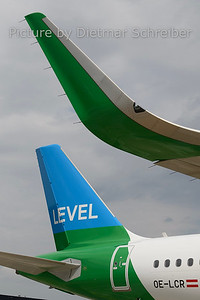 2018-07-17 OE-LCR AIrbus A321 Level