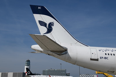 2021-10-02 EP-IBC Airbus A300-600 Iran AIr