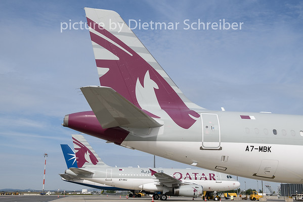 2018-09-11 A7-MBK Airbus A320 Qatar Government
