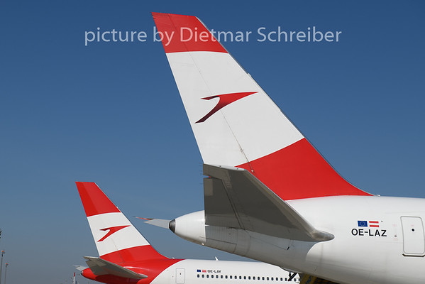 2020-09-15 OE-LAZ Boeing 767-300 Austrian Airlines