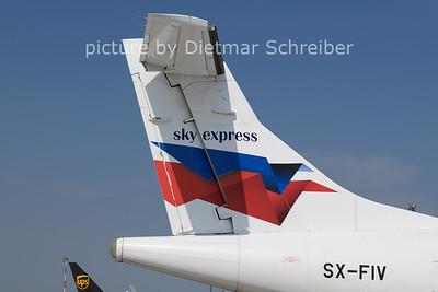 2021-04-21 SX-FIV ATR72 Skyexpress