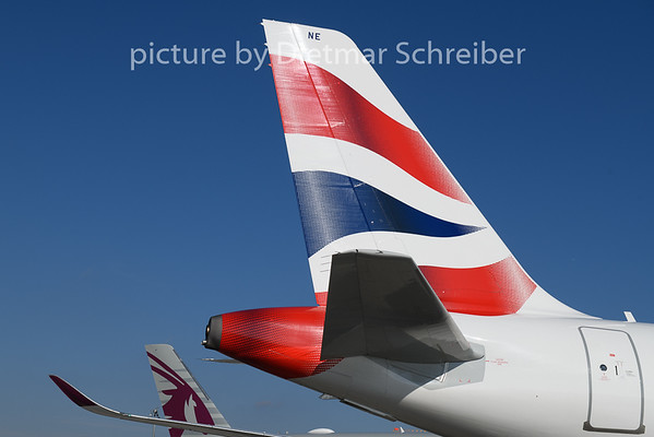 2019-02-05 G-TTNE Airbus A320neo British Airways