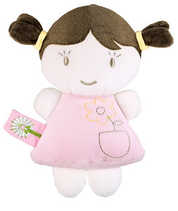 Baby Doll Rattle