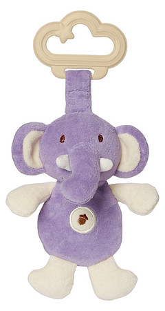 Elephant Sensory Eco Teether
