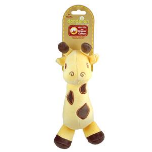 Giraffe Soft Shaker Rattle