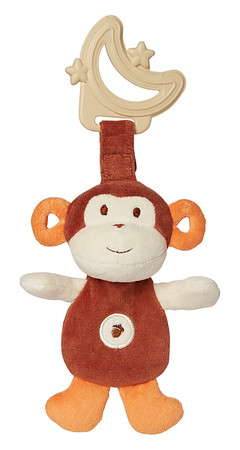 Monkey Sensory Eco Teether