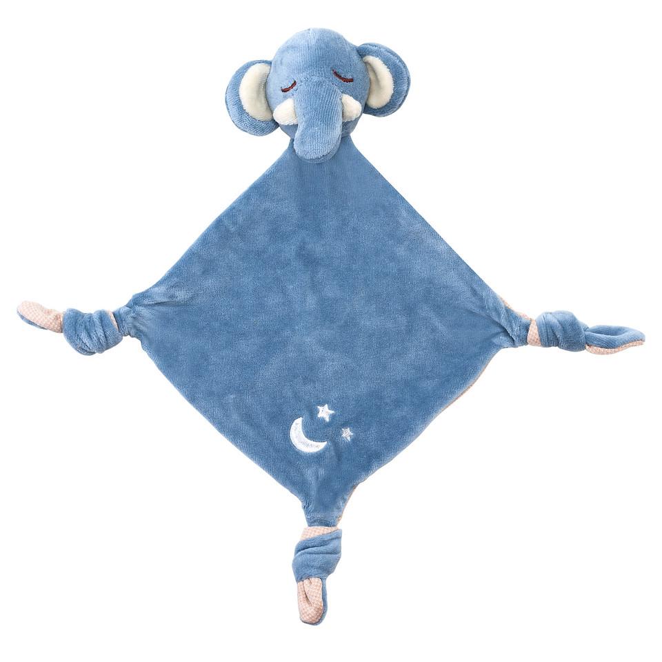 Elephant Sleepytime Lovie Blanket