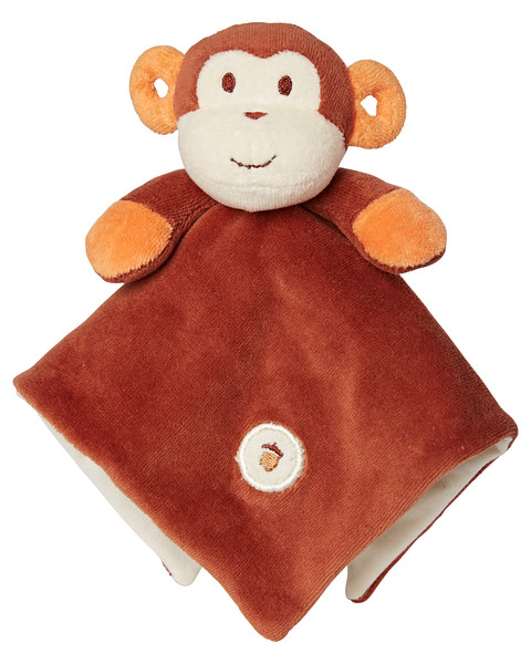 Monkey Lovie Blanket
