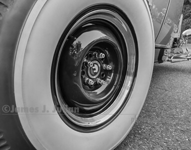 Whitewall Tire BW FE