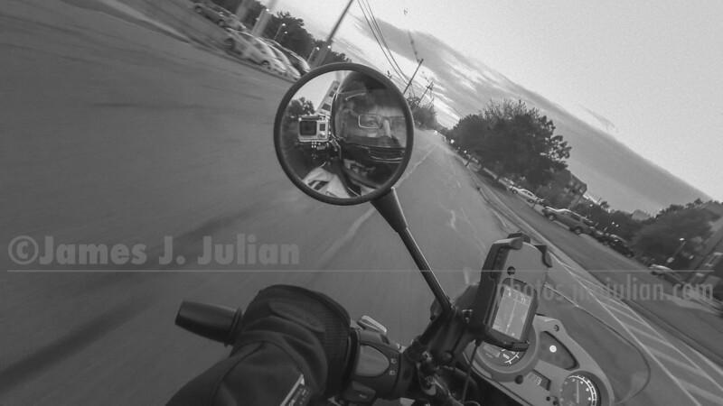 Motorcycle Ride 3 Warm FE BW