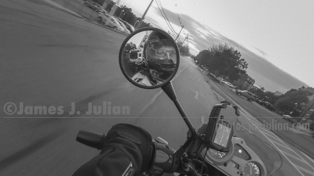 Motorcycle Ride 3 Warm FE BW