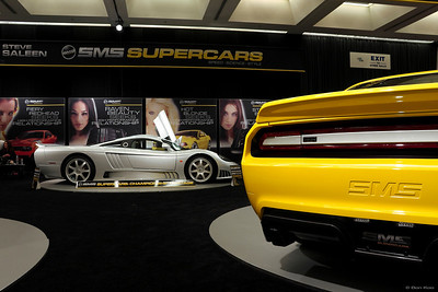 SMS supercars