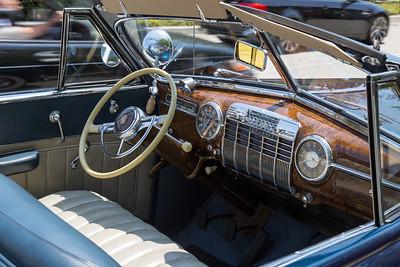 1941 Cadillac Series 62 Coupe convertible