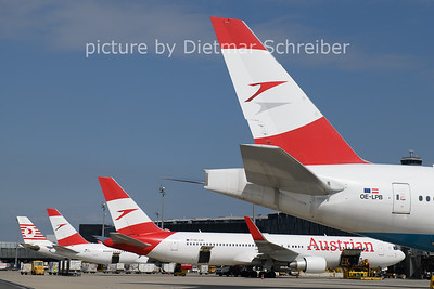 2021-07-03 OE-LPB Boeing 777-200 AUstrian AIrlines