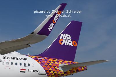 2021-05-22 SU-BUM AIrbus A320neo Air Cairo