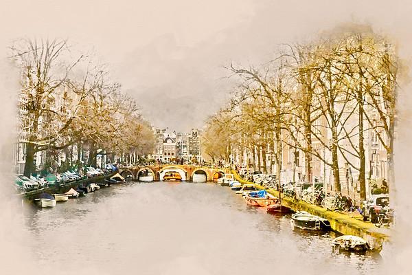 Leliegracht Canal