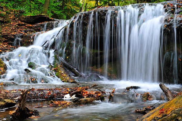 Upper Weaver Falls