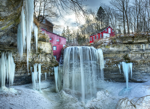 The falls without the ice (3)