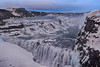 Gulfoss and crevass