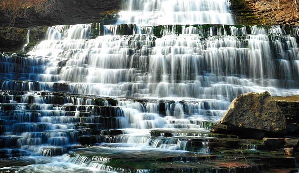Albion Falls 11X19