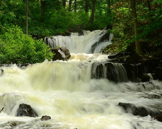 Waterfall smooth