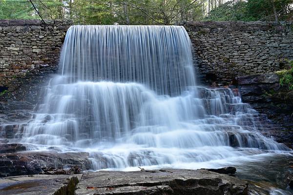 Waterfall in Pennsylvania
