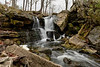 Great waterfall in Almonte