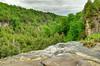 Top of Eugenia Falls