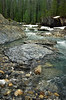 Clear waters of Yoho River