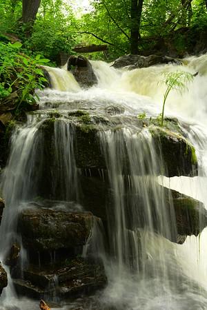 Vertical of Falls
