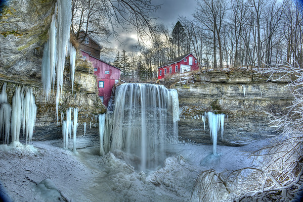Morningstar Mills and Decew Falls HDR