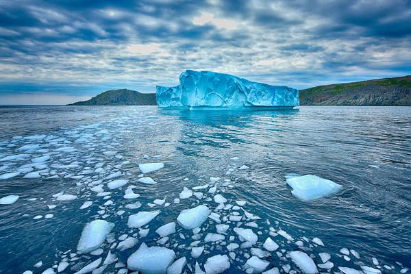 Iceberg HDR
