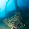 Tank on the Nippo Maru