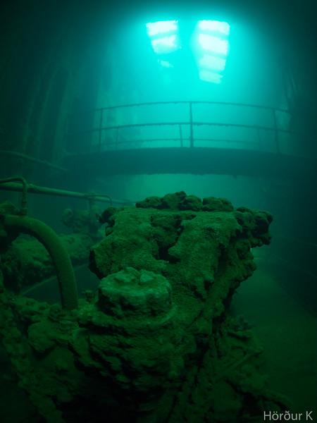 Kensho's Engine Room