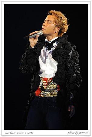 李克勤 Hacken's Concert 2008