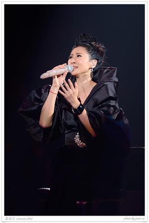葉蒨文 Concert 2012