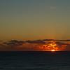 Sunrise over the Pacific, Sunshine Coast Australia