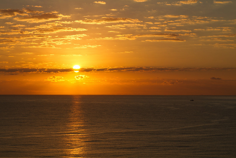 Sunrise on the Sunshine Coast Australia